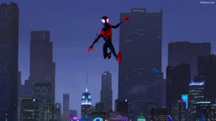 Spiderman Into The Spider Verse Animated Movie HQ Desktop Wallpapers