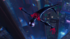 SpiderMan Into The Spider Verse 4k HD Movies 4k Wallpapers Image