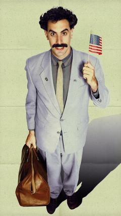 Borat Cultural Learnings of America for Make Benefit