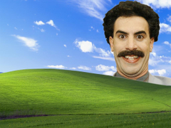 Borat wallpapers I found most hilarious