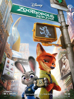 Zootopia Movie Animation Poster Room Decoration Poster Decor 150