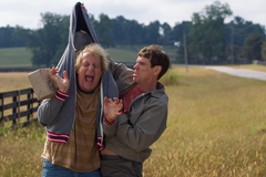 Dumb and Dumber To Clips and Image Jim Carrey and Jeff