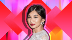Gemma Chan on Crazy Rich Asians Captain Marvel Astrid