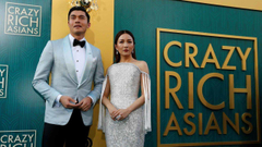 Crazy Rich Asians a high stakes gamble to change Hollywood