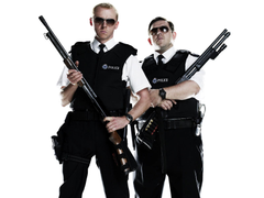 Photo Hot Fuzz film
