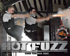 Best 51 Hot Fuzz Wallpapers on HipWallpapers
