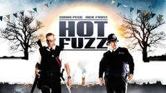 HOT FUZZ comedy crime police parody wallpapers