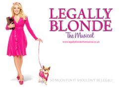 Legally Blonde Wallpapers