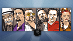 Pix For The Big Lebowski Wallpapers The Dude