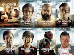 THE HANGOVER E HANGOVER PART III Stars Bradley Cooper