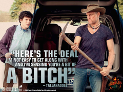 Zombieland Rules Wallpapers