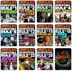 Image For Zombieland Rules Wallpapers