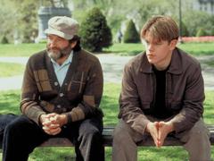 Matt Damon remembers his incredibly emotional scene with Robin