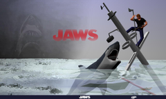 Jaws 3D Wallpapers by davislim