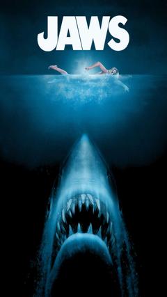 Jaws Galaxy Note 4 Wallpaper Quad HD