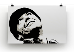 One Flew Over The Cuckoos Nest Canvas Print Poster