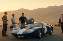 Kyle Says Ford v Ferrari is a Thrilling Sports Film