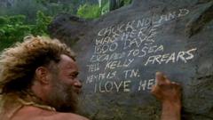 Tom Hanks Cast Away Quotes on QuotesTopics