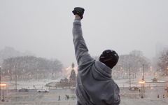 Sylvester Stallone As Rocky Balboa Wallpapers Wide or HD