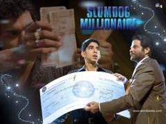 Slumdog Millionaire Movie Wallpapers