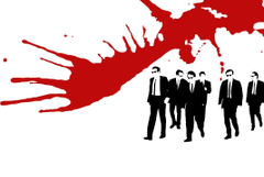 Reservoir Dogs Android Homescreen by ADIOS
