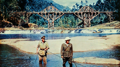 Explore the iconic location of The Bridge on the River Kwai