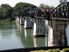 Death Railway History of the Bridge on The River Kwai