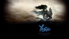 LoL Yasuo The Unforgiven x