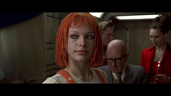 Milla Jovovich in The Fifth Element widescreen wallpapers