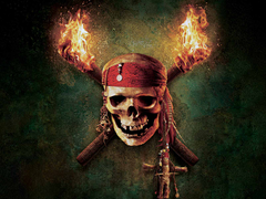 Skull Pirates Caribbean Wallpapers HD Wallpapers