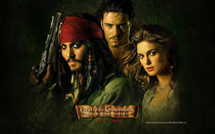 Pirates Of The Caribbean HD Wallpapers