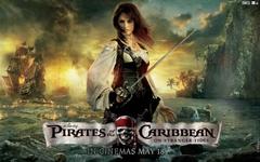 Penelope Cruz Pirates Of The Caribbean Wallpapers