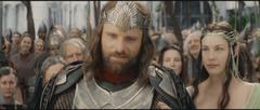 Aragorn and Arwen image Arwen and Aragorn