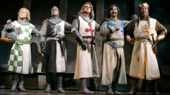 Monty Python and the Holy Grail producer wins Spamalot trial