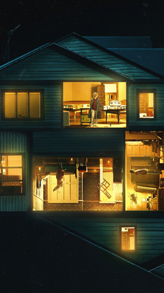 Wallpapers Hereditary Toni Collette Gabriel Byrne Alex Wolff
