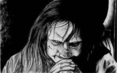 The Exorcist painted Wallpapers HD