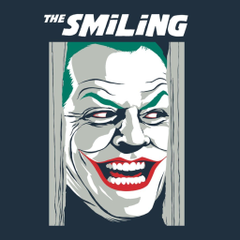 The Shining Joker Mashup iPad 3 4 Air Wallpapers