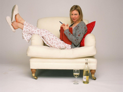 Renée Zellweger as Bridget Jones