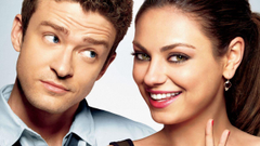 FRIENDS WITH BENEFITS mila kunis justin timberlake wallpapers