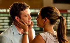Friends With Benefits Mila Kunis And Justin Timberlake PC