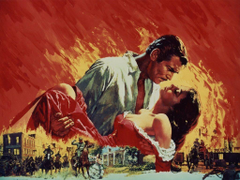 Movie Gone With The Wind wallpapers