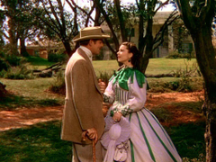 walter plunkett gone with the wind costumes