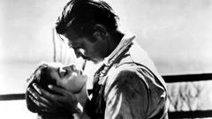 ScreenHeaven Clark Gable Gone With The Wind Vivien Leigh desktop