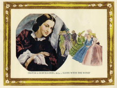 Olivia de Havilland image Gone With The Wind