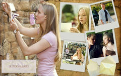 Letters to Juliet wallpapers