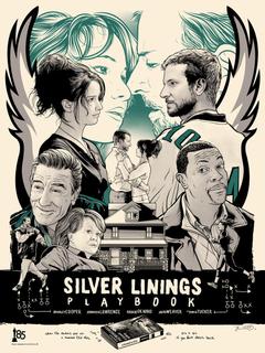 Silver Linings Playbook Movie Wallpapers