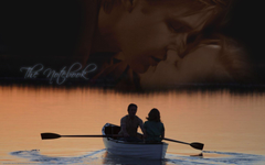 wallpapers The Notebook kiss