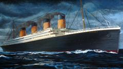 HD Stunning Ship Titanic Wallpapers
