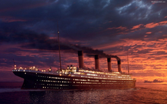 Titanic Wallpapers Full HD wallpapers for Tablet