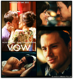 New Screen Caps and Wallpapers for Channing Tatum and Rachel McAdams